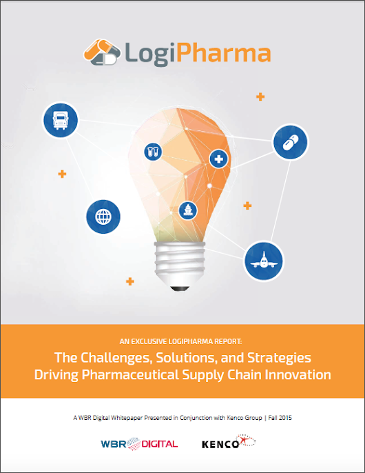 Pharmaceutical supply chain optimization: Sharply increase visibility in 2016.
