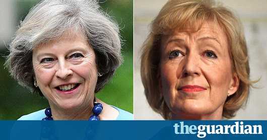 How Andrea Leadsom can beat Theresa May | Politics | The Guardian