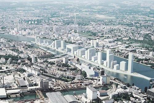 New Basel by MVRDV