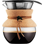 Bodum Cork Series Pour Over Coffee Maker - 17 oz.