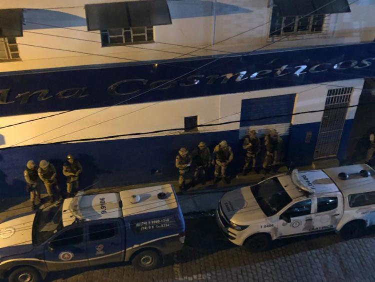 Mandados são cumpridos em seis municípios baianos - Foto: Divulgação | MP-BA