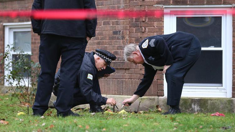 Shooting death in West Ridge neighborhood