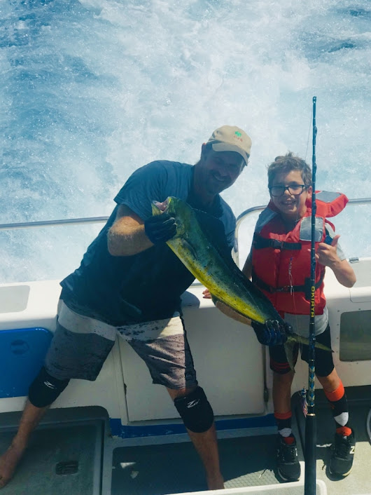 October action! - Captain Trips Sportfishing Charters in Kauai