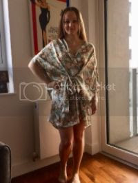 Liberty Silk Almada Robe