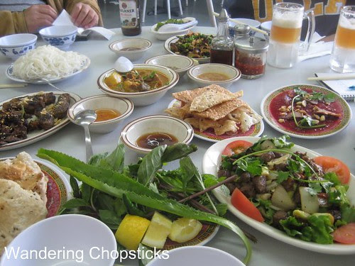 Binh Dan Restaurant (De 7 Mon (Vietnamese Goat in 7 Courses)) - Westminster (Little Saigon) 4