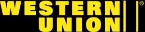 Español: Logo Western Union Vectorizado