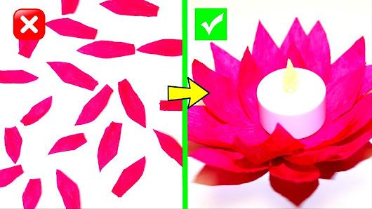 10 cool paper flowers ideas httpsyoutubewatchv 10 cool paper flowers ideas mightylinksfo