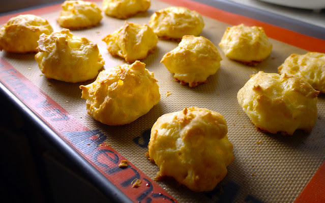 chef ludo's cheesy poofs