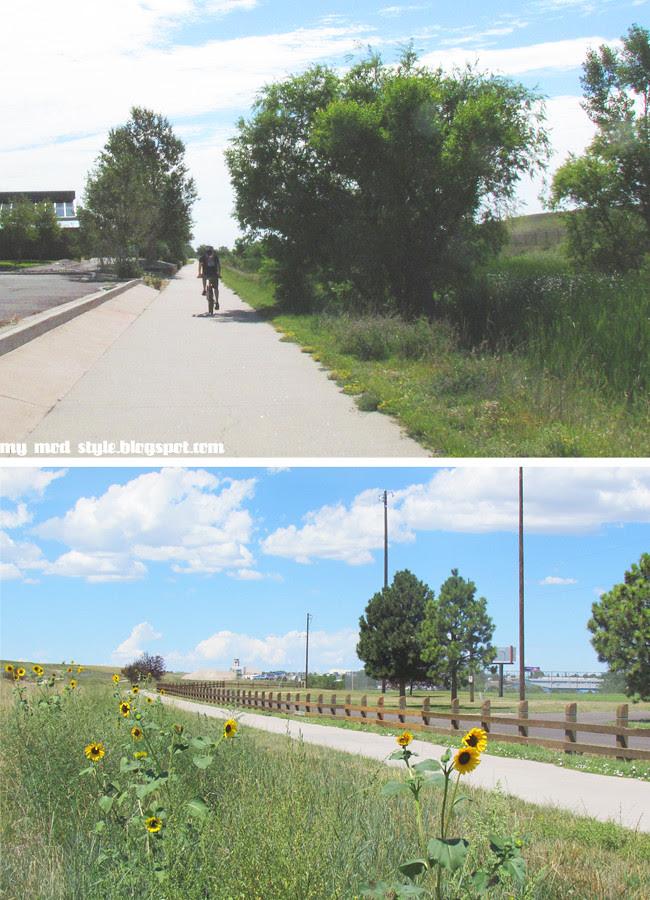 Biking on the Greenway1