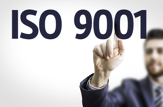 Why Our ISO 9001:2008 Certification Matters