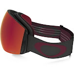 Oakley Flight Deck Snow Goggles Torch Lens, Black/Prizm