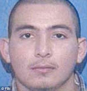Victor Alfonso Argueta, 31, is believed to be Garcia's accomplice in the 2006 killing