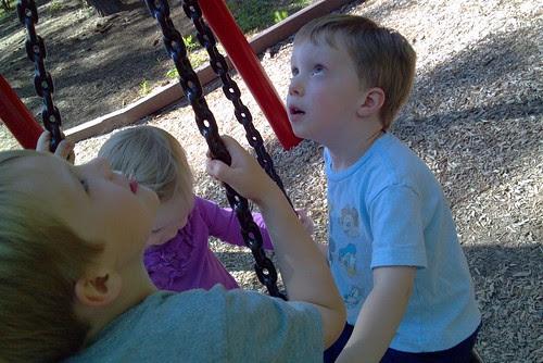sibling swing