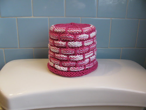 Ball Band Toilet Paper Cover