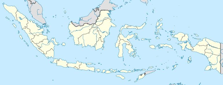 Liga Super Indonesia 2014 is located in Indonesia