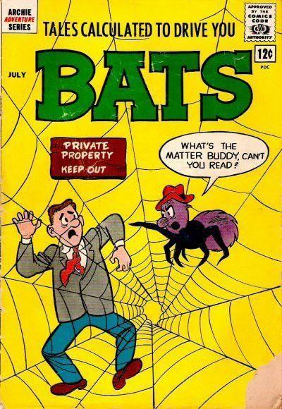 Bats #5 cover