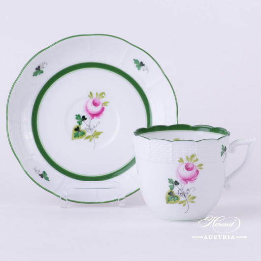 Vienna Rose – Coffee Cup 706-0-00 VRH | Herend Austria