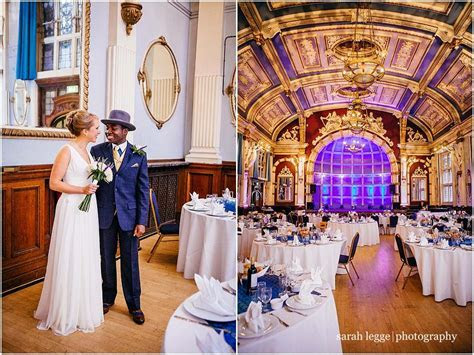 Old Finsbury Town Hall Wedding Photography   Cat and Dayo
