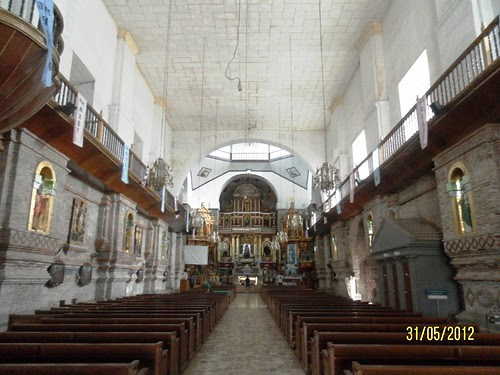 interiors of St Gregory the Great Parish Church