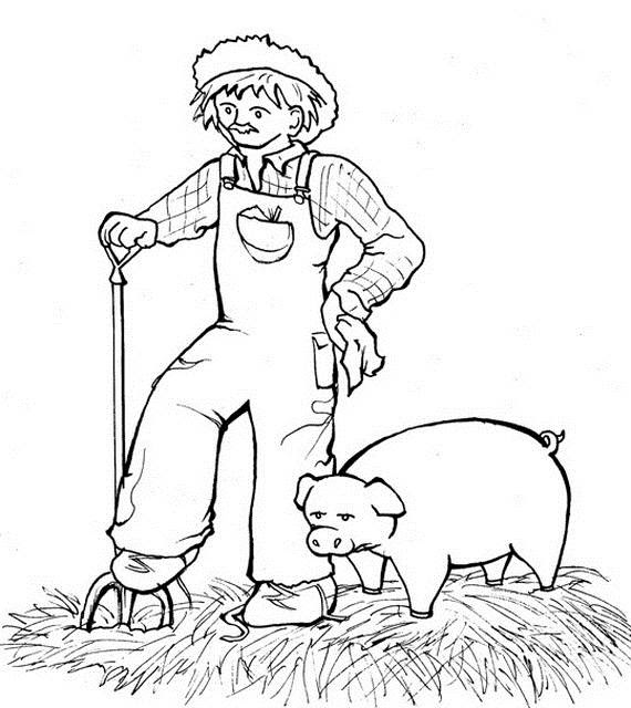 Free Printable Labor Day Coloring Page Sheets for Kids ...