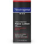 Neutrogena Men Triple Protect Face Lotion, SPF 20 - 1.7 fl oz tube