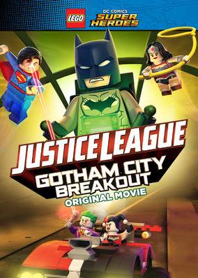 LEGO: Justice League: Gotham City Breakout