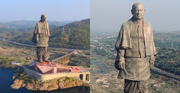 Statue of Unity crosses over 27000 visitors in just one day