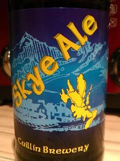 52 beers 6 - 12, Cuillin, Skye Ale, Scotland