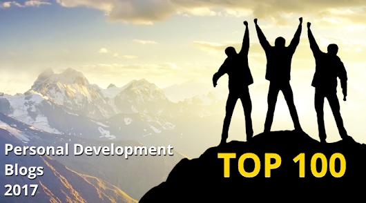 Top 100 Personal Development Blogs 2017 - The Start of Happiness