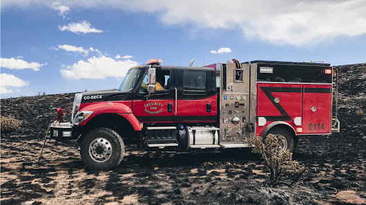 Creature Comforts, Technology Make Way to Type 3 Fire Apparatus