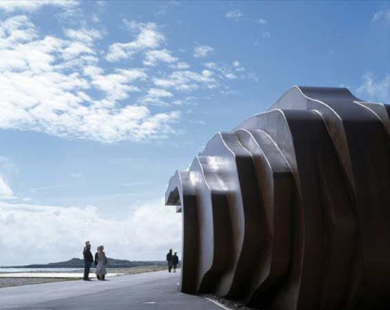Thomas Heatherwick, East Beach Café