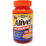 Alive! Gummies by Nature's Way - 90 Gummies