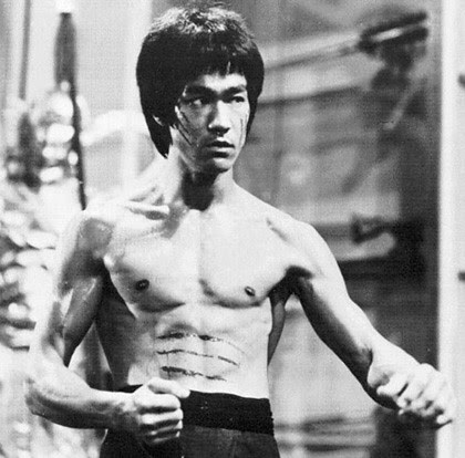 Bruce Lee.Enter the Dragon