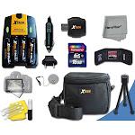 Ideal Accessory Kit for Fuji Finepix S9900W, S9800, S9400W, S9200, S8600, S8500, S8400W, S8300, S8200, S6900, AX660, AX650 P530, AXS2950, S2950, S6800