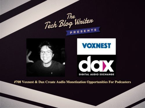 Voxnest & Dax Create Audio Monetization Opportunities For Podcasters