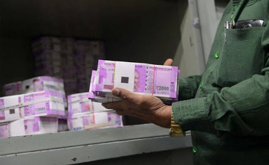 In Gujarat, Bribe Of Rs. 2.9 Lakh Paid In New Rs. 2,000 Notes, Two Arrested - All Punjab Search(India) Portal - Latest News India