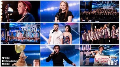 Britain's Got Talent Monday night live semi-final line-up