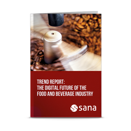 Trend Report: the Food and Beverage Industry's Digital Transformation