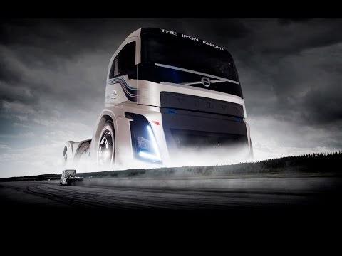 Iron Knight: o caminhão mais rápido do mundo na FENATRAN