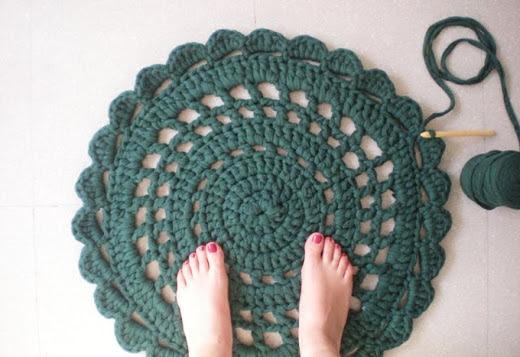 alfombra de trapillo | El blog de trapillo.com