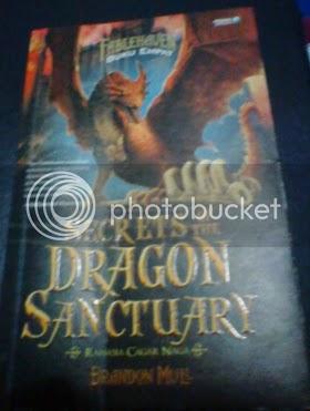 Secrets of The Dragon Sanctuary - Rahasia Cagar Naga #Review