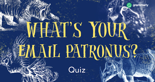 What Is Your Email Patronus? Quiz