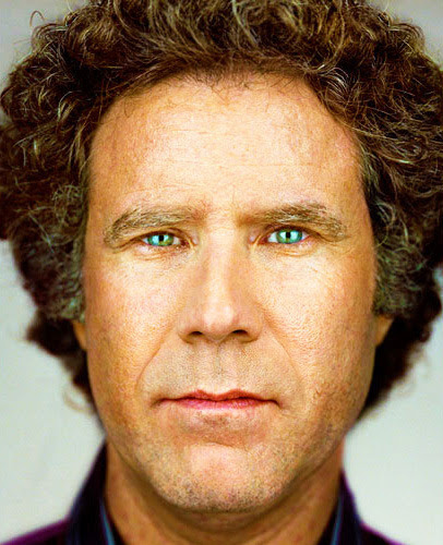 Will Ferrel by Martin Schoeller