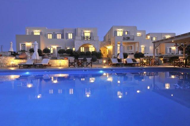 Kallisti Rooms & Apartments Hotel, Paros Island, Greece