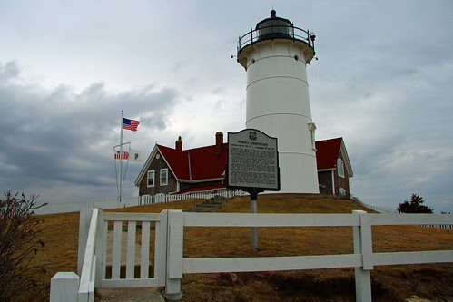 Nobska Point Light