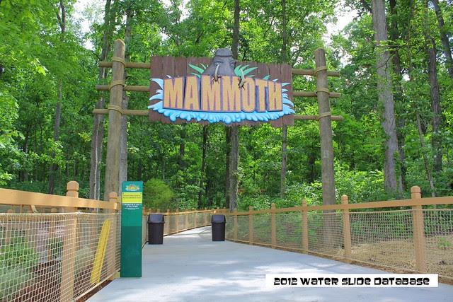 Mammoth Entrance