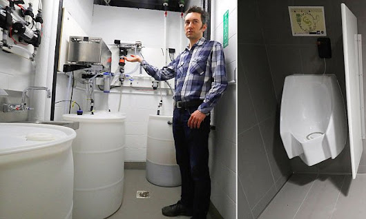 Special toilet at U. Michigan aims to create fertilizer