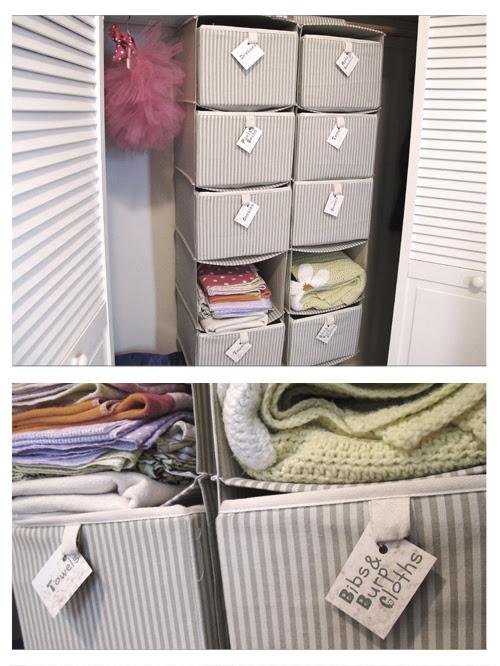 An Organized Nursery