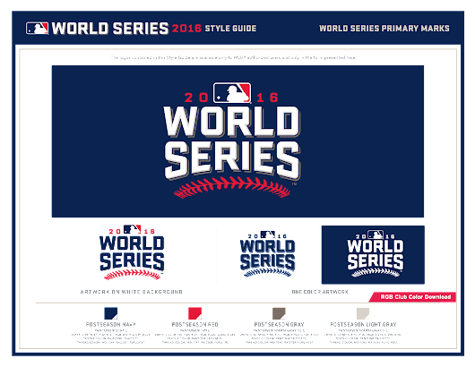 Customizing a scorecard for the 2016 World Series - 57 hits