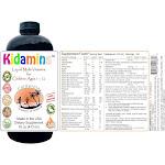 CAOH Kidamins Liquid Multivitamins 16 oz